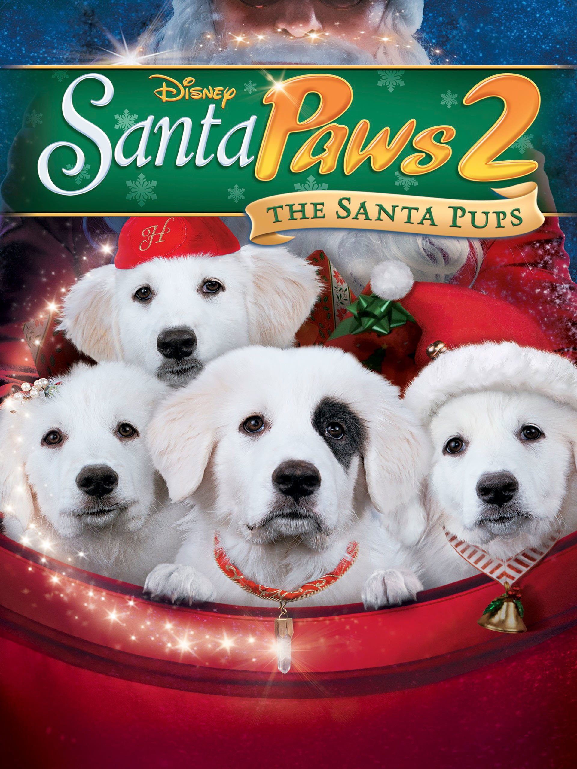 Santa Paws 2 The Santa Pups